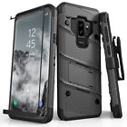 Zizo Bolt Series Samsung Galaxy S9 / S9 Plus Case 12ft Tested Screen Protector