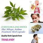 SCHEFFLERA LEUCANTHA  Thai Allergic Asthma Treatment Herb Capsules