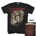 Kataklysm Carnival Of Death T-Shirt, Black , 100% cotton, Small, Death Metal