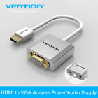 Vention HDMI to VGA Adapter Converter Cable Analog Video Audio with micro USB