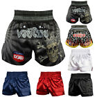 ROAR Muay Thai Shorts MMA Gym Boxing Fighting UFC Kick Martial Arts Gear