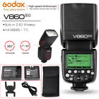 Godox Ving V860II i-TTL II HSS Flash Speedlite for Sony Nikon Fuji+Liion Battery