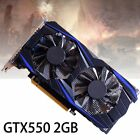 GTX1050/750Ti/970/960 GDDR5 HDMI Graphics Card + Cooling Fan for NVIDIA GeForce