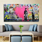 andy warhol pop art pictures - Pink Loves Pop Art Oil Paintings Canvas Painting Andy Warhol Wall Art Pictures