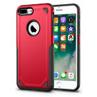 Shockproof Armor Bumper Hybrid Rugged Soft Case Cover For Apple iPhone 8/ 8 Plus
