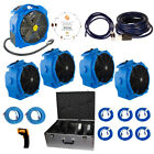 Apartment Bed Bug Master Package - 240 Volt | Convectex Bed Bug Heat Equipment
