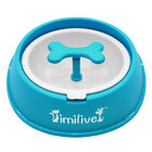 Dog Bowl Slow Feeder Anti Slip Pet Water Food Eat Feed Dishes for Pet Puppy Cat