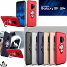 Dripping Ring Button Vehicle Magnetic Absorption TPU Cases For Samsung S9 S9Plus