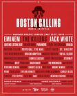 BOSTON CALLING FESTIVAL Poster Print Hip Hop Rap Celebrity MULTIPLE SIZES 2018