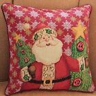Tache Home Fashion Christmas Tapestry Festive Santa Claus Is