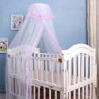 Baby Crib Mosquito Net Insect Protective Canopy Newborn Bedding Netting Durable