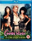 Cannibal Women In The Avocado Jungle Of Death Blu-Ray NEW BLU-RAY (88FB182)