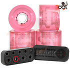Cal 7 60mm 83a Skateboard Cruiser Transparent Color Wheels Independent Bearing