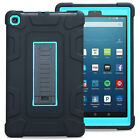Defender Shockproof Stand Tablet Case For Amazon Kindle Fire HD 8 2017 7th Gen