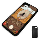 HARRY POTTER PRISONER OF BOOK PROTECTIVE PHONE CASE COVER fits Iphone BLACK