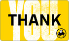Buffalo Wild Wings Gift Card - Thank You - $25 $50 or $100 - Email delivery