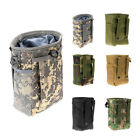 ES  Outdoor Utility Pouch Bag Military Airsoft Molle Belt Tactical Dump Drop Bag