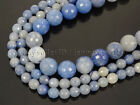 Natural Blue Aventurine Gemstone Faceted Round Beads 15'' 4mm 6mm 8mm 10mm 12mm
