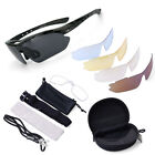 ROCKBROS Cycling Bicycle Bike 5 Lens Protection Goggle Sports Sunglasses Outdoor