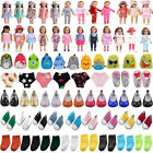Kyпить Doll Clothes Dress Shoes Socks For 18 Inch American Girl Doll Accessories Gift на еВаy.соm