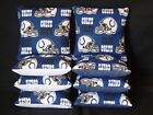 Indianapolis Colts Set of 8 Cornhole Bean Bags FREE SHIPPING $27.99 USD on eBay