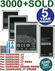 Rechargeable Battery Fits For Samsung Galaxy J7, J5, J3, J2, J7 727 perx