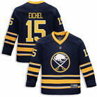 Fanatics Branded Jack Eichel Buffalo Sabres Youth Navy Replica Player Jersey
