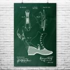 Shoe Horn Poster Print Shoe Spoon Footwear Shoe Apparel Designer Shoes Al Bundy