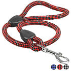 ME & MY PET STRONG NYLON ROPE 75CM SHORT DOG WALKING/TRAINING TRIGGER LEAD/LEASH