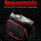 panniers for road bike - Bicycle Frame Bag Pannier Saddle Front Tube Phone Pouch For Road Mountain Bike