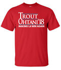"Mike Trout Shohei Ohtani Los Angeles Angels ""2018"" T-Shirt on Ebay"