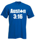 "Auston Matthews Toronto Maple Leafs ""Auston 3:16"" T-Shirt $13.98 USD on eBay"