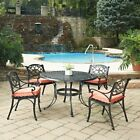 Home Styles Biscayne 48 in. Patio Dining Set - Seats 4
