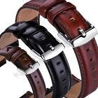 For Fossil Watch Genuine Leather Band Wrist Strap 18/20/22mm+Quick Release Pin image