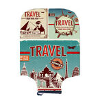 Elastic Travel Luggage Cover Protector Suitcase Dustproof Cover Anti Scratch Bag