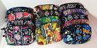 Vera Bradley Medium Cosmetic Bag NWT U Pick Several Choices