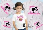 Barbie Chelsea Personalized Birthday Party Girl Shirt, Family Birthday Shirts.