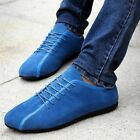 New 2017 Nubuck Leather Men's Casual Shoes Spring & Autumn Male Shoes Men Suede