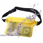 Waterproof Pouch Dry Bag Fanny Pack Waist Strap Underwater Swimming Diving Bags