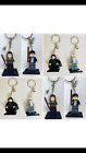 Harry Potter Hermione Dumbledore inspired minifigure keyring keychain gift 637