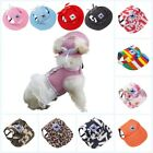 US Small Pet Dog Canvas Baseball Visor Hat Cap Puppy Cat Outdoor Sunbonnet