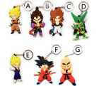 Dragon Ball Z Vegeta son goku key chain key chains cute chains anime gift new