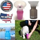Pet Portable Travel Water Bowl & Bottle for Small/Large Dog LeakFree MADE IN USA