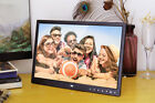 "17"" inch LED HD 1080P MP4/Movie Player Digital Photo Frame Picture HDMI Monitor"
