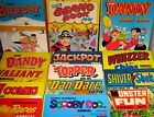 COLLECT VINTAGE ANNUALS - DANDY, BEANO & OTHERS 1930/90 - click SELECT to browse