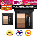 BRANDN NEW M.A.C Great Brows Kit a Sourcils Fling/Tapered/Spiked/Lingering/Taupe
