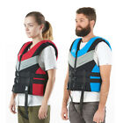 Adult Men Women Life Jacket Swimming Kayaking Vest Buoyancy Aid Sailing Kayak
