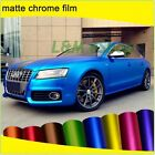 Matt Matte Satin Vinyl Wrap Chrome-Pearlescent-Vinyl-Wrap-Car-Wrapping
