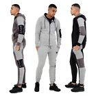 MENS HOODIE TRACKSUIT TOP DESIGNER SPORTS ATHLETIC FITNESS GYM SIZE S M L XL