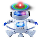 Hot Smart Space Dance Robot Electronic Walking Toys With Music Light Kids Gifts